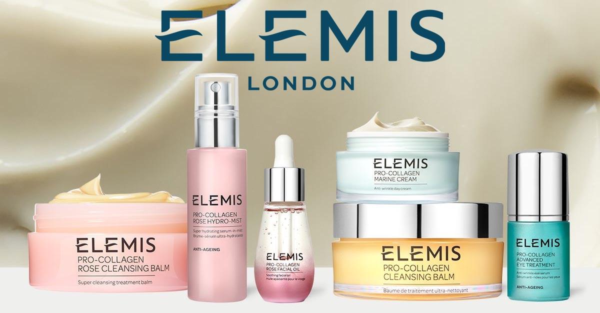 ELEMIS Banner