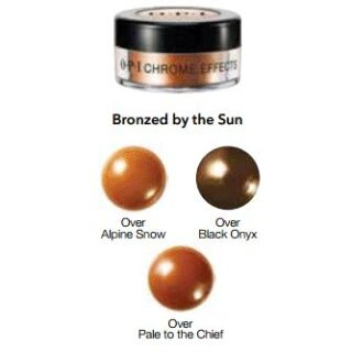 Chrome Effects - Bronzed by the Sun - 3 g