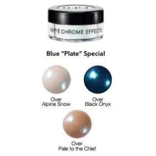 Chrome Effects - Blue Plate Special  - 3 g
