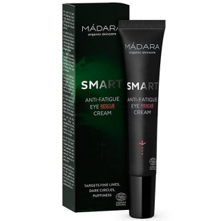 SMART Anti-Fatigue Eye Rescue Cream, 15ml