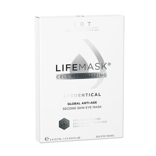 Cell Revitalizing | EyeDentical LifeMask Augenpatches 2x2 Stück