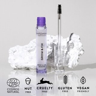 GROW & FIX Brow & Lash Booster, 4.25ml