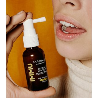 IMMU Refresh & Protect Mouth Spray, 30ml