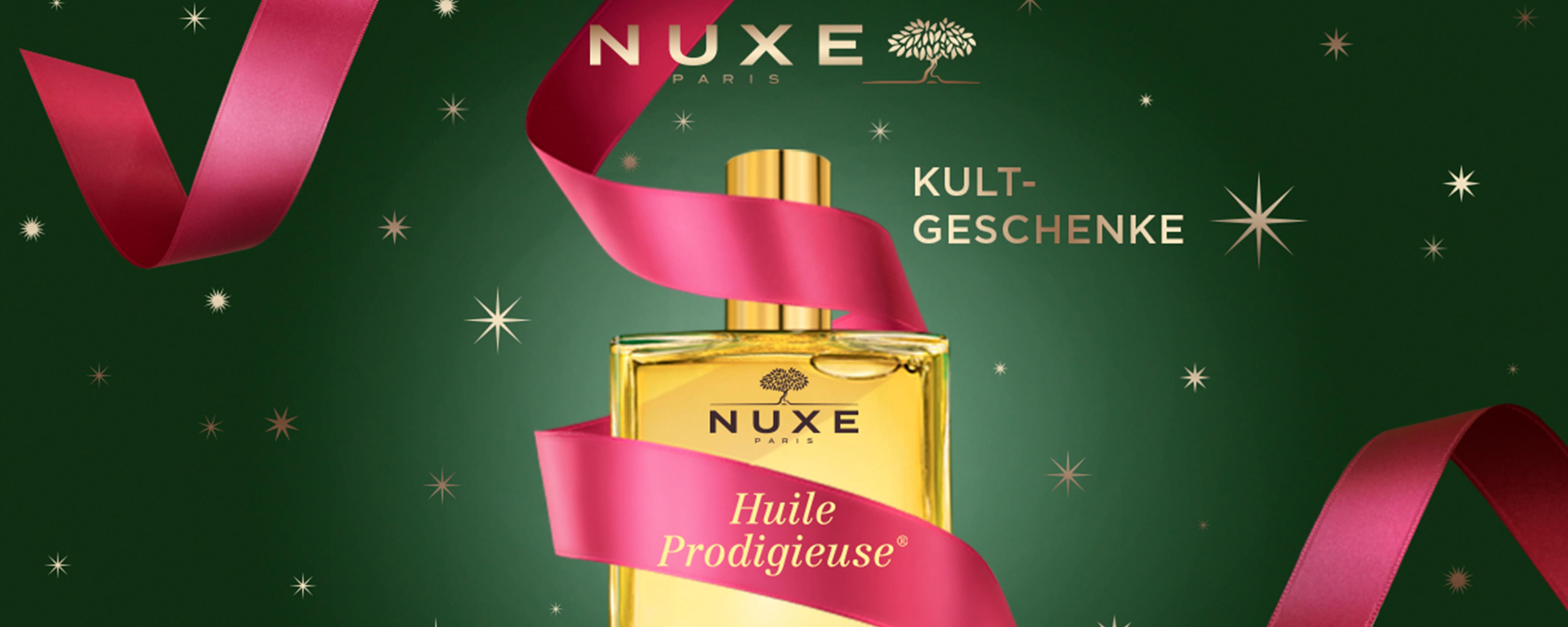 NUXE -  Weihnachtssets 2021