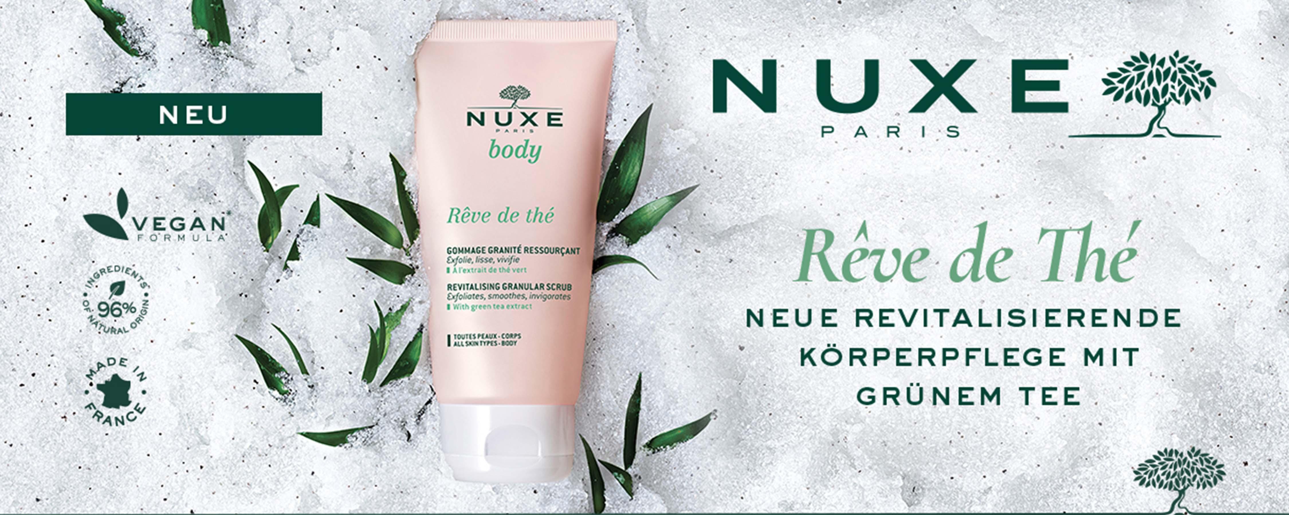 NEU - NUXE REVE DE THE